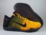Sepatu Basket Kobe 11 Flyknit Bruce Lee