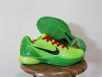 Sepatu Basket Kobe 6 Green
