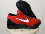 Sepatu Basket Kobe 9 Elite Low Univ Red