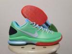 Sepatu Basket KD 5 Elite Green Pink