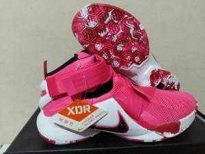 Sepatu Basket Lebron Soldier 9 Pink