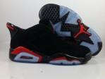 Jordan 6 Low Black Infrared