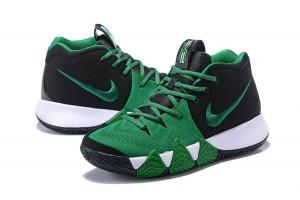Kyrie 4 Green Black