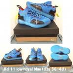 KD 11 Royal Blue Okc