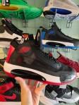 Sepatu Basket Jordan 34 Black Red