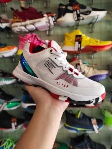 Sepatu Basket Ardiles DBL Aza 6.9 Putih Merah